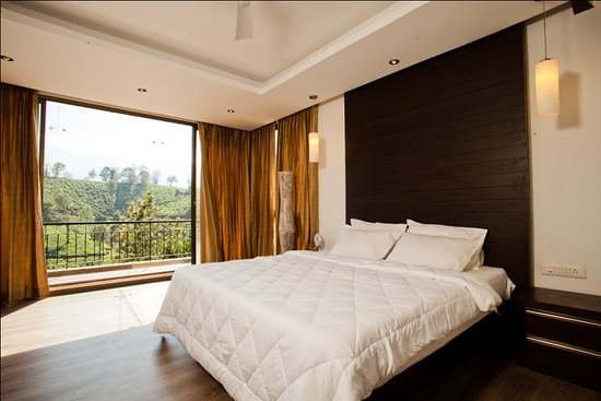 Chateau Woods: Presidential suite bedroom