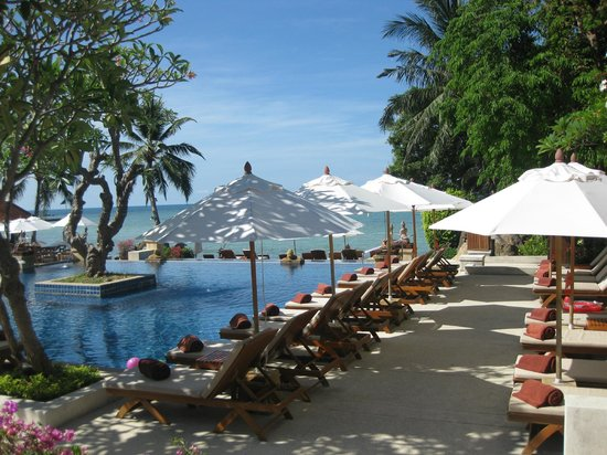 Renaissance Koh Samui Resort & Spa: The main pool