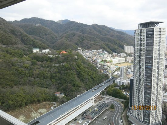 ANA คราวน์พลาซ่า โกเบ: Next to JR Shin-Kobe Station