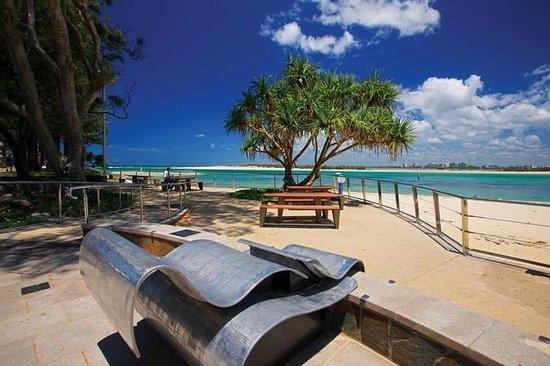 Monaco: Bulcock Beach