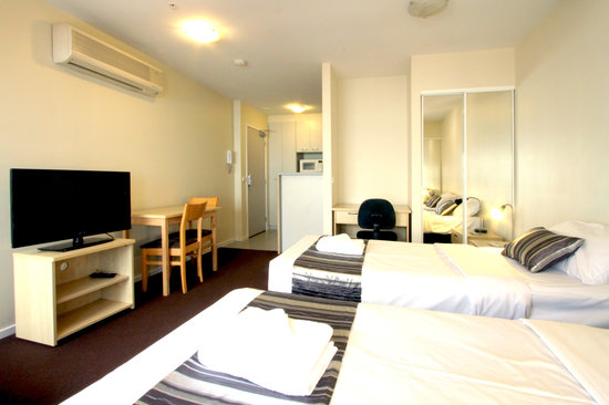 Arrow On Swanston: Affordable Accommodation