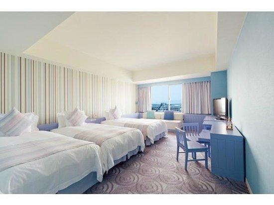 Hotel Universal Port: Family Room
