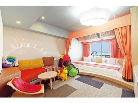 Hotel Universal Port: WAKU WAKU Wonder Room
