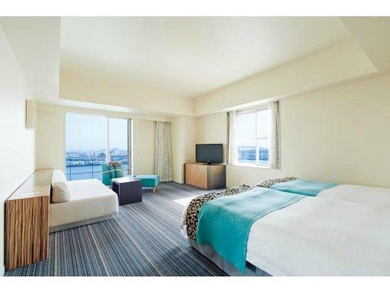 Hotel Universal Port: Deluxe Corner Room