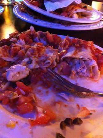 Kalapaki Joe's Poipu : enchiladas