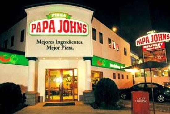 Papa John 39 S Lima Gregorio Escobedo 393 Jesus Maria Restaurant Reviews Phone Number
