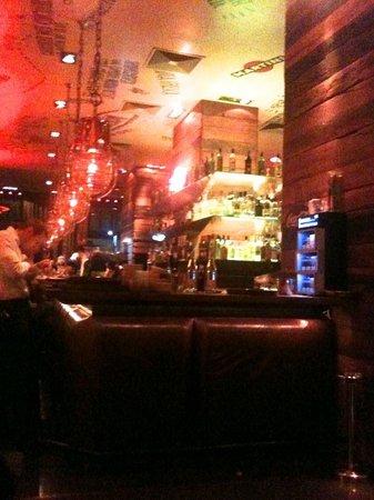 TG Italiano: Bar of TG