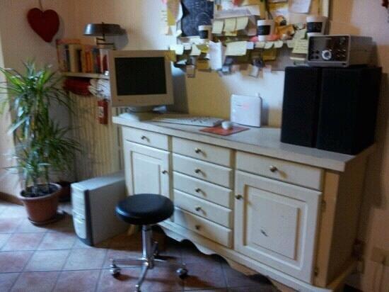 Ai Leoni: Kitchen