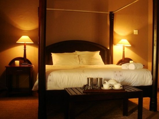Tamboti Lodge: Standard Room