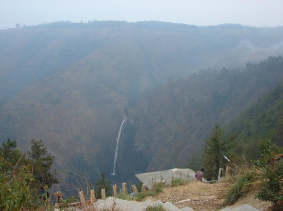 Shillong, Indien: Sweet Falls - Happy Valley