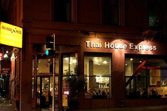 Thai House Geary Street: Thai House Express