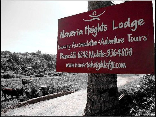 Naveria Heights Lodge: We will be back x