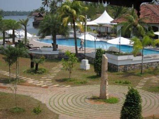 Vue de la chambre picture of club mahindra cherai beach for Chambre kochi