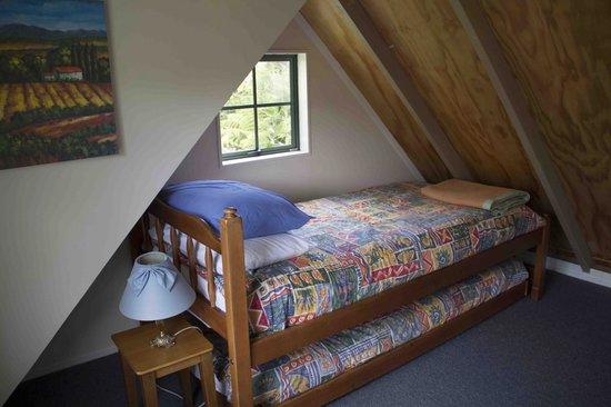 Te Mata Lodge: Chalet 4: loft