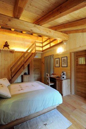 Le Camere dell'Hostellerie: Casaro