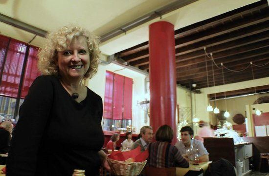 Cantina Scoffone: Wonderful smile from Cristina x
