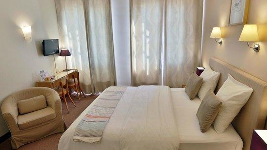 Hotel Bellevue: Hotel ecologique Bellevue Vieux Port Marseille - Green Hotel