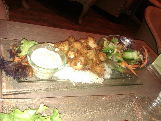 Walnut Grove : Calamari