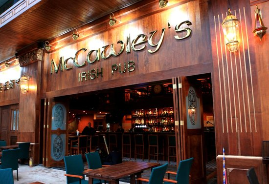 McCawley's Futian