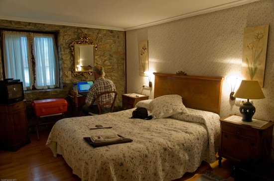 Casa Rural Jesuskoa: The Room
