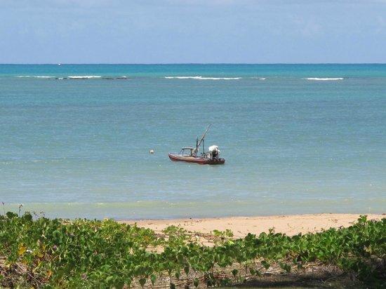 Albacora Praia Hotel : Tirei muitas fotos pois me fascinou o mar de lá