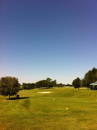 Mercure Hotel Omaha Beach : le golf