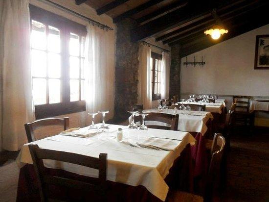 Trattoria Toscana : Sala da pranzo superiore