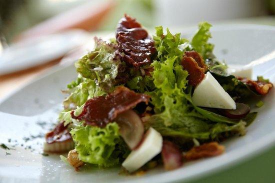 Gourmet eating on Santorini - Review of Nichteri, Kamari, Greece ...