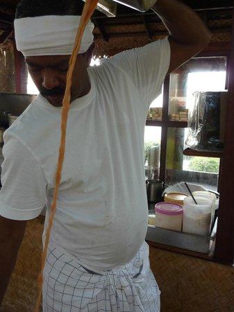Kumarakom Lake Resort : Note thé de 4 heures avec Josh