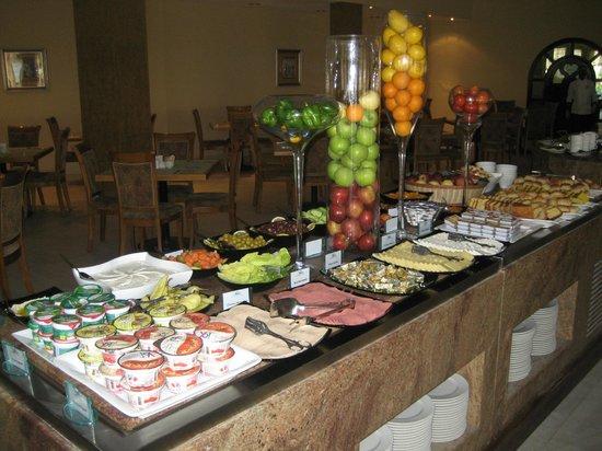 Bin Majid Beach Resort : еще раз завтрак
