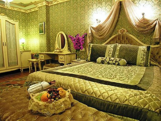 Romantic Hotel Istanbul: Dolmabahce Suite Room
