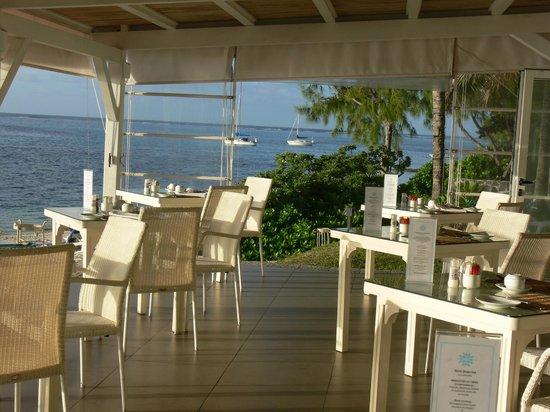 Astroea Beach Hotel: Breakfast every day