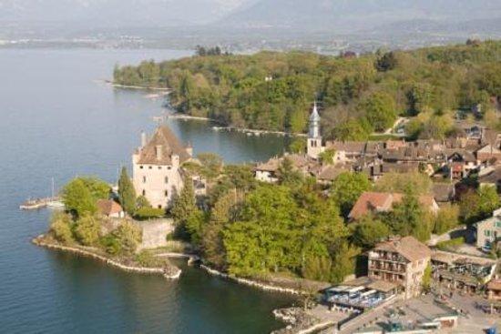 Hotel Le Jules Verne : Vue du château