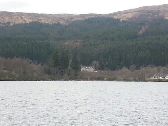 Inch Hotel: The Inch. from the loch ness cruise we went on from the village