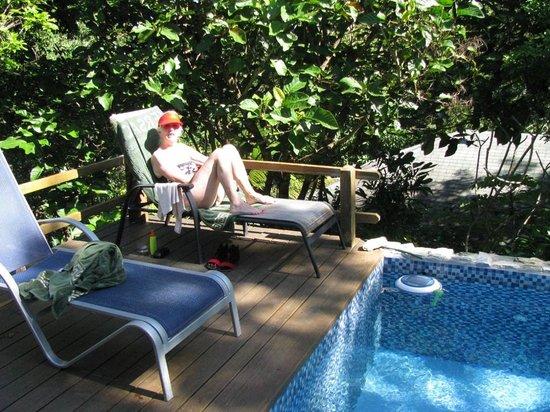 Villagio Verde: Bij het zwembad