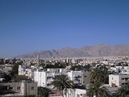 Moevenpick Resort & Residences Aqaba : Zimmeraussicht