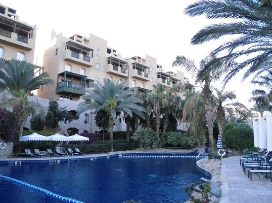 Moevenpick Resort & Residences Aqaba: Poolbereich