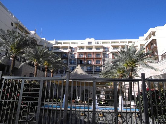 Movenpick Resort & Residences Aqaba: Hotelansicht