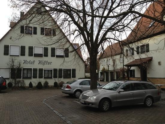 hotel Hoefler Norimberga