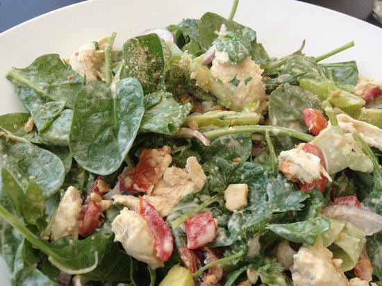 The Royal: Chicken Salad
