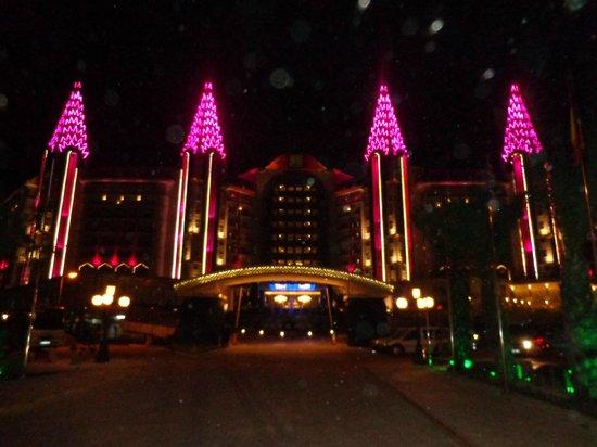 德爾芬宮飯店照片