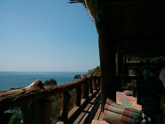 Lanta Top View Resort: Top View