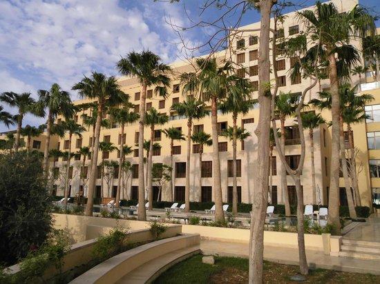 Kempinski Hotel Ishtar Dead Sea: Hotel