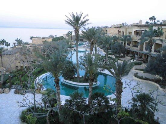 Kempinski Hotel Ishtar Dead Sea: Hotelgelände