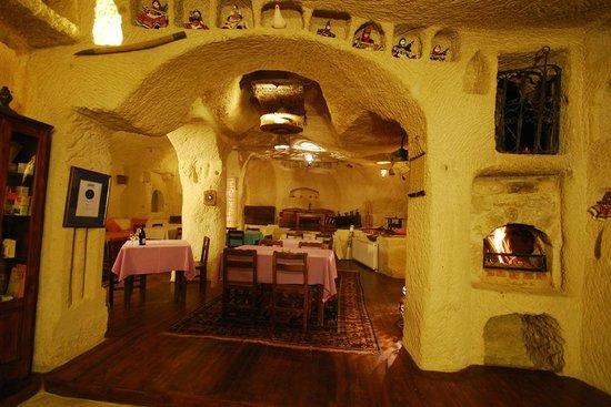 Urgup Evi Cave Hotel: Restaurant