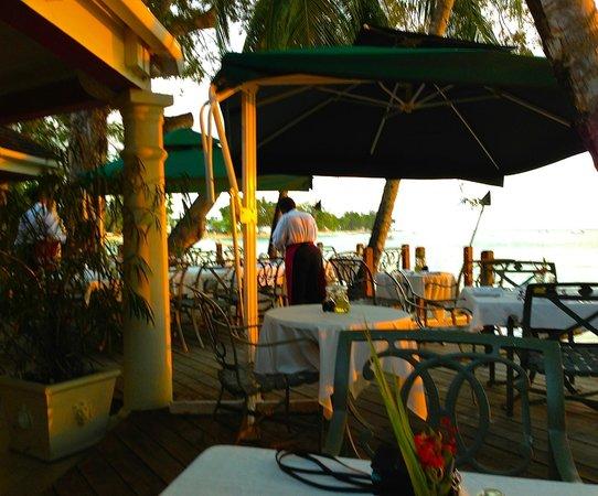 Spago Restaurant and Bar: Alfresco
