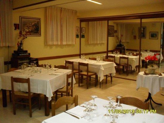 Monte san Martino, Ιταλία: Sala Ristorante 2