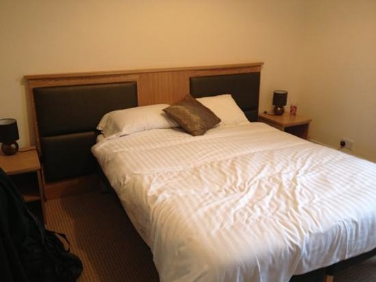 Northern Hotel: double room