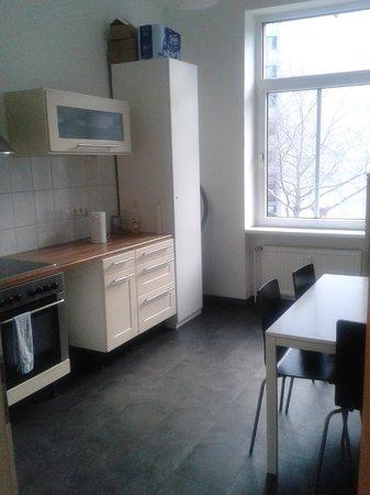 FreddApp One: Küche