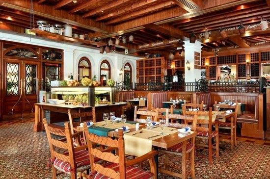 The Fontana Restaurant